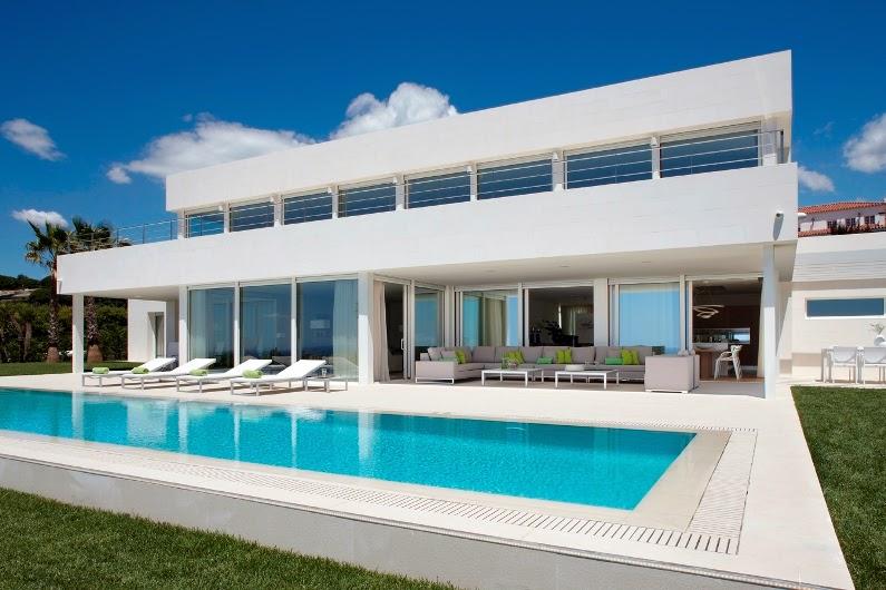 casa57 - Genial, luminosa y sofisticada casa junto al mar en la costa del Maresme (Barcelona)