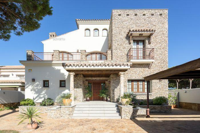 casa63 - Elegante chalet con piscina y jardín en Chiclana de la Frontera (Costa de la Luz, Cádiz)