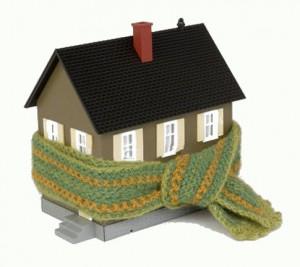 casa abrigada 300x267 - Ideas para ahorrar y combatir el frío en casa