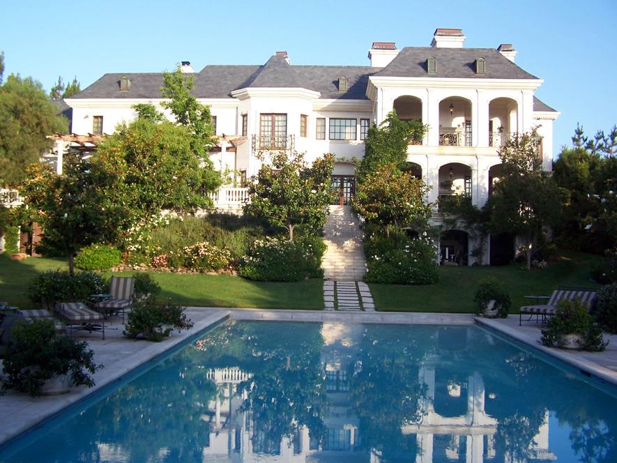 casa michael jackson - La casa donde murió Michael Jackson a la venta por 22 millones de euros