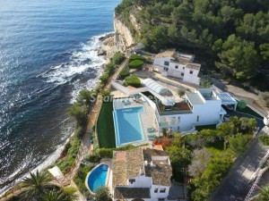 Villa en venta en Benissa (Costa Blanca, Alicante)