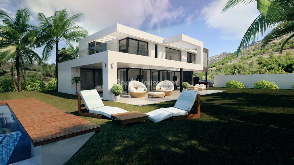 Villas Buena Vista: Diseño contemporáneo en Mijas (Málaga, Costa del Sol)