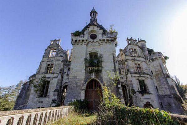 castillo mothe chandeniers 4 600x401 - Un castillo francés salvado del derribo gracias al crowdfunding inmobiliario