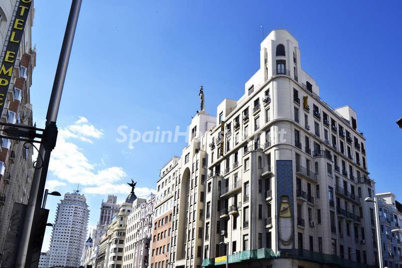 Pisos en el centro de Madrid
