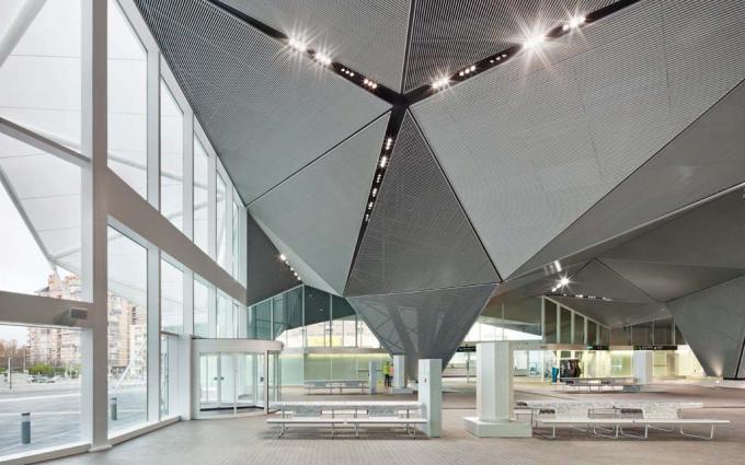 centrotransportes logroño avalos - Mies van der Rohe: 5 obras españolas en el premio arquitectónico más prestigioso de Europa