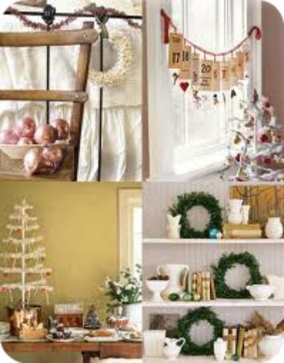 christmas11 - Esta Navidad, ¡Os regalamos ideas para decorar vuestros hogares!