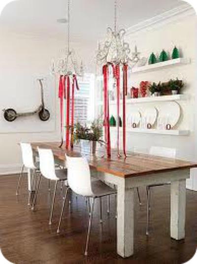 christmas13 - Esta Navidad, ¡Os regalamos ideas para decorar vuestros hogares!