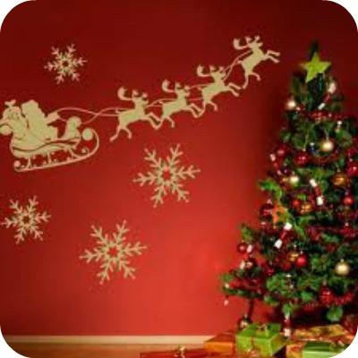 christmas4 - Esta Navidad, ¡Os regalamos ideas para decorar vuestros hogares!