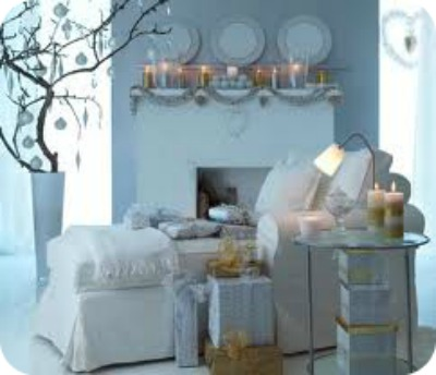 christmas5 - Esta Navidad, ¡Os regalamos ideas para decorar vuestros hogares!