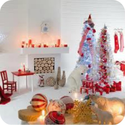 christmas61 - Esta Navidad, ¡Os regalamos ideas para decorar vuestros hogares!