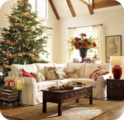 christmas8 - Esta Navidad, ¡Os regalamos ideas para decorar vuestros hogares!