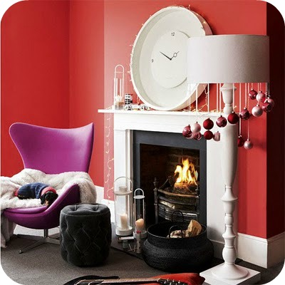 christmas9 - Esta Navidad, ¡Os regalamos ideas para decorar vuestros hogares!
