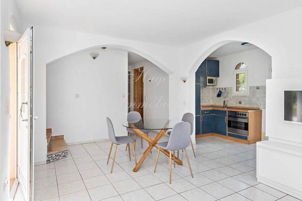 cocina 88 - Maravillosa villa de estilo mallorquín: gran privacidad junto a la costa