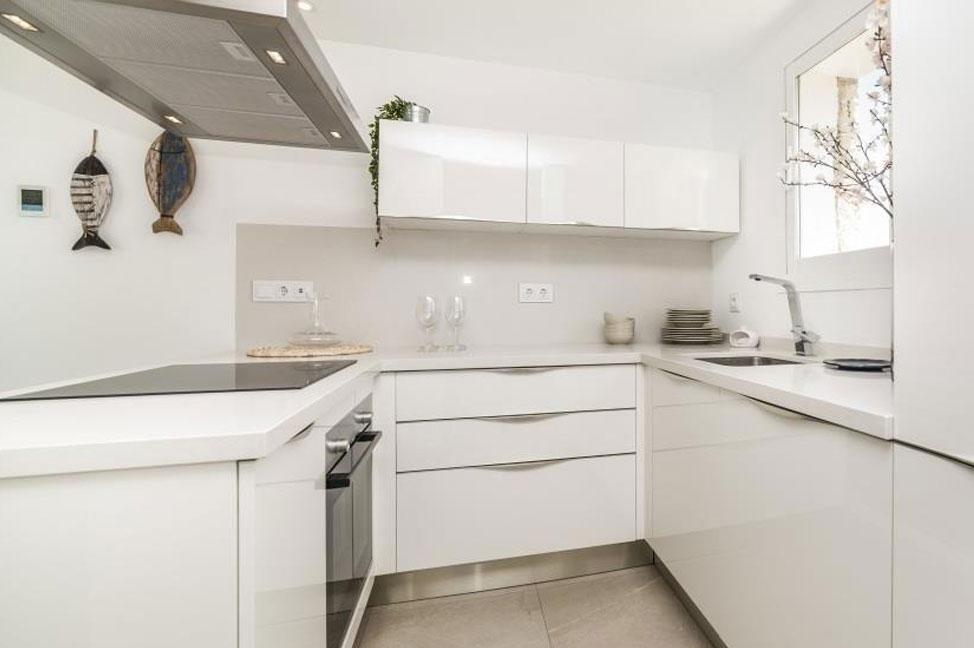 cocina 89 - Exclusiva casa en Mallorca a estrenar