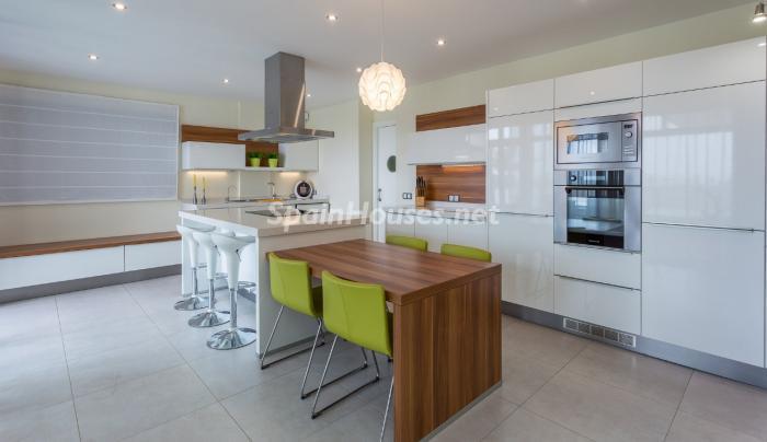 cocina118 - Precioso chalet de diseño contemporáneo en Las Palmas de Gran Canaria
