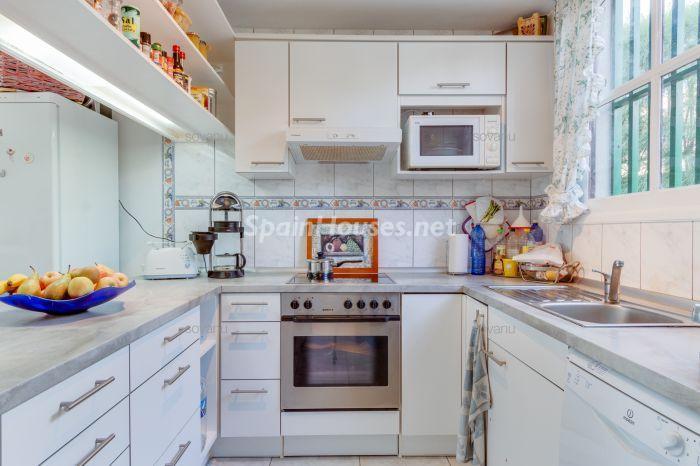 cocina120 - Coqueto y luminoso apartamento en San Agustín, San Bartolomé de Tirajana (Las Palmas)