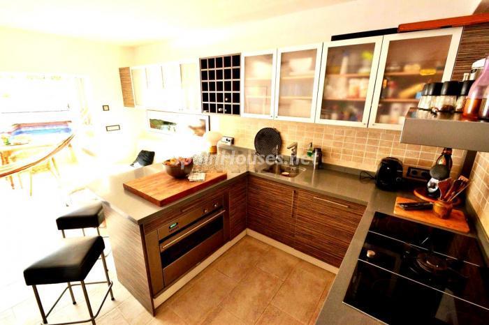 cocina54 - Coqueto y luminoso chalet en alquiler en Son Rapinya, Palma de Mallorca