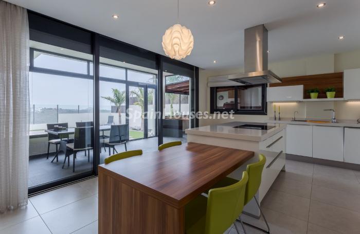cocina69 - Precioso chalet de diseño contemporáneo en Las Palmas de Gran Canaria