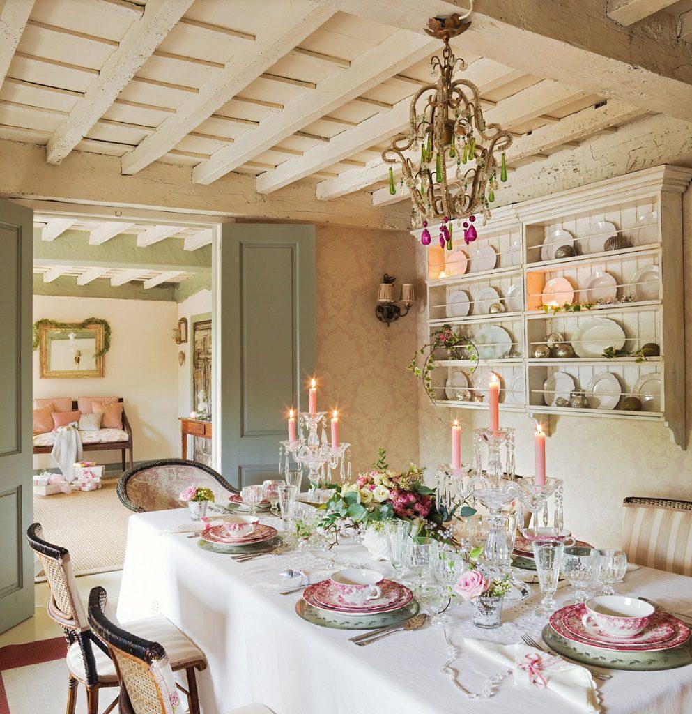 Nochevieja y de Año Nuevo en Cantabria, para una fiesta campestre y romántica