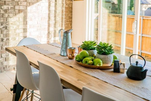 comedor 43 - Renueva el look de tu casa: tendencias en decoración para primavera de 2021