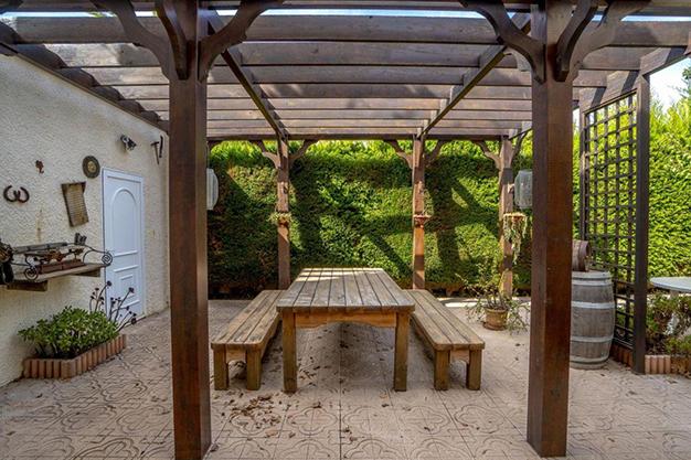 comedor alicante - Disfruta todo el año del buen clima con esta exclusiva villa en Alicante