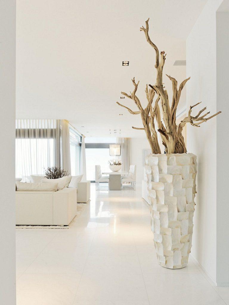 comedor salon 1 768x1024 - Altea Hills: Villas de diseño mediterráneo con vistas al mar en Costa Blanca (Alicante)