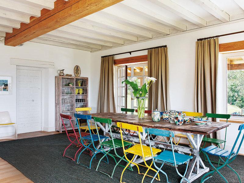 Preciosa casa de campo en cantabria decoraci n - Casas de campo en cantabria ...
