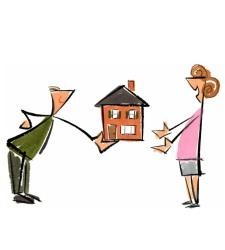 comprar vender casa - La mitad de tu salario va destinado a la hipoteca