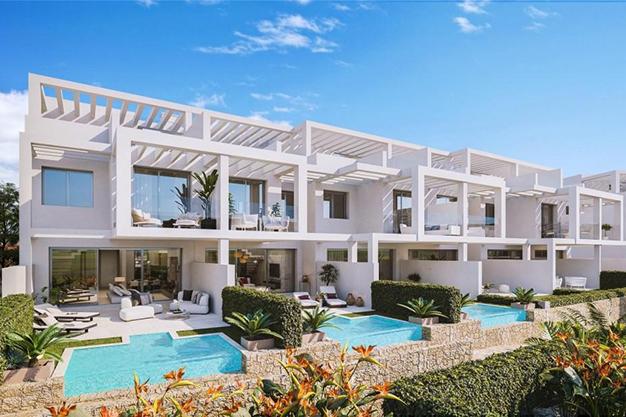 comunidad 2 - Exclusiva casa con piscina en la Costa del Sol