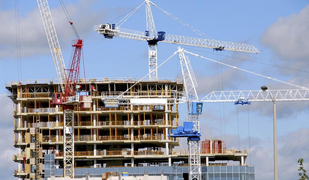 construccion6 - La construcción de viviendas sube un 27,9%, pero el Banco de España enfría la recuperación