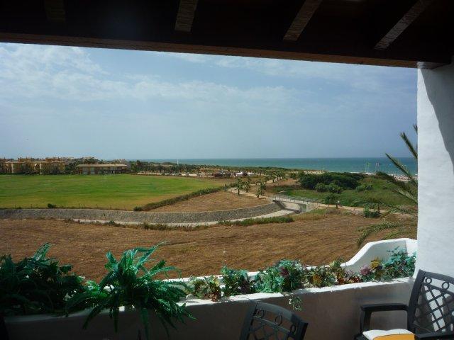 Ático en alquiler de vacaciones en Costa Ballena (Rota, Costa de la luz, Cádiz)