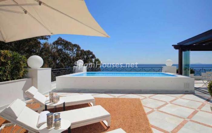 costadelsol terraza mar - Vivienda turística en alquiler vacacional: 7 millones de usuarios en los últimos 2 años
