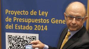 cristobal montoro 300x168 - Presupuestos 2014: Vivienda aumenta un 4,4% su dotación hasta los 799 millones