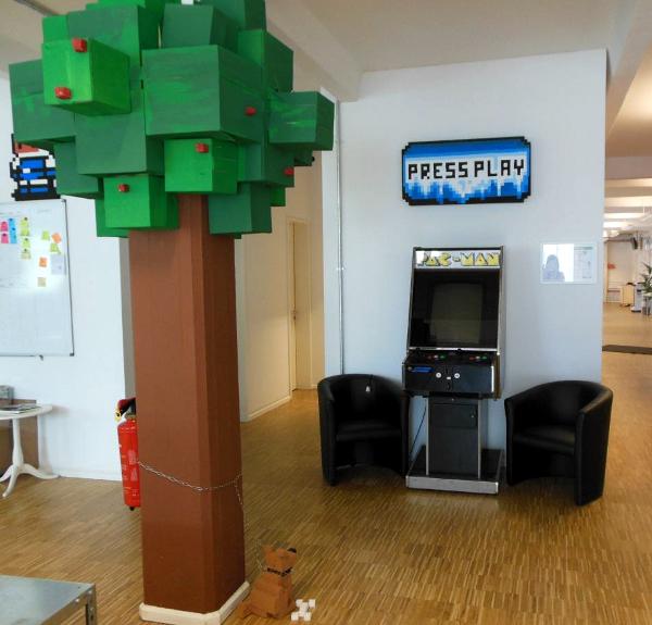 decoración oficina 1