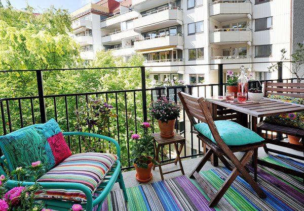 decoracion terraza 06 600x418 - La terraza perfecta sin importar el tamaño