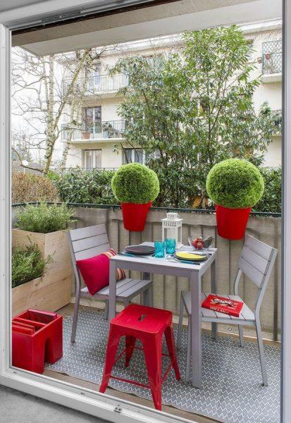 decoracion terraza 07 413x600 - La terraza perfecta sin importar el tamaño