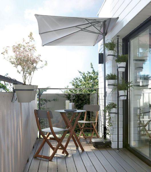 decoracion terraza 08 529x600 - La terraza perfecta sin importar el tamaño