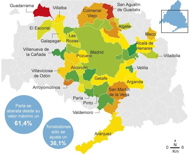demandayprecios2016 madrid - 261.900 euros: presupuesto medio en Madrid para comprar vivienda