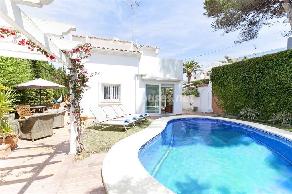 Villa en alquiler de vacaciones en Dénia (Costa Blanca, Alicante)
