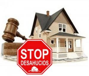 desahucios2 300x255 - Los bancos se quedan con casi 50.000 viviendas por impago en 2013