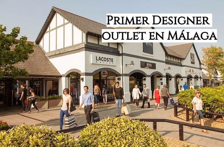 Málaga acoge el primer centro comercial «Outlet» del sur