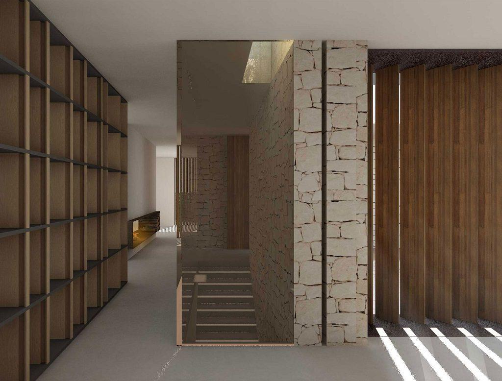 detalle interior 12 1024x778 - En La Cañada, casa contemporánea y minimalista a 5 km de Valencia