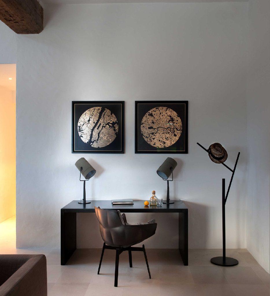 detalle interior 15 934x1024 - Casa rústica y moderna en Ibiza (Baleares): diseño mediterráneo que enamora