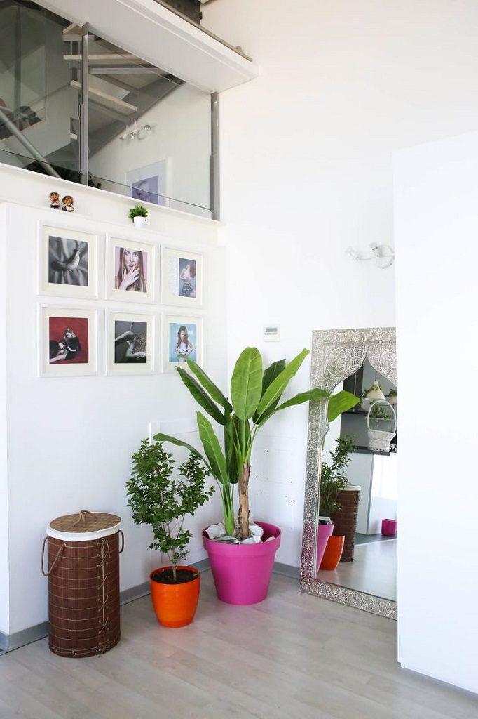 detalle interior 16 682x1024 - Apartamento en Valencia: ecléctico, moderno y con geniales toques de color