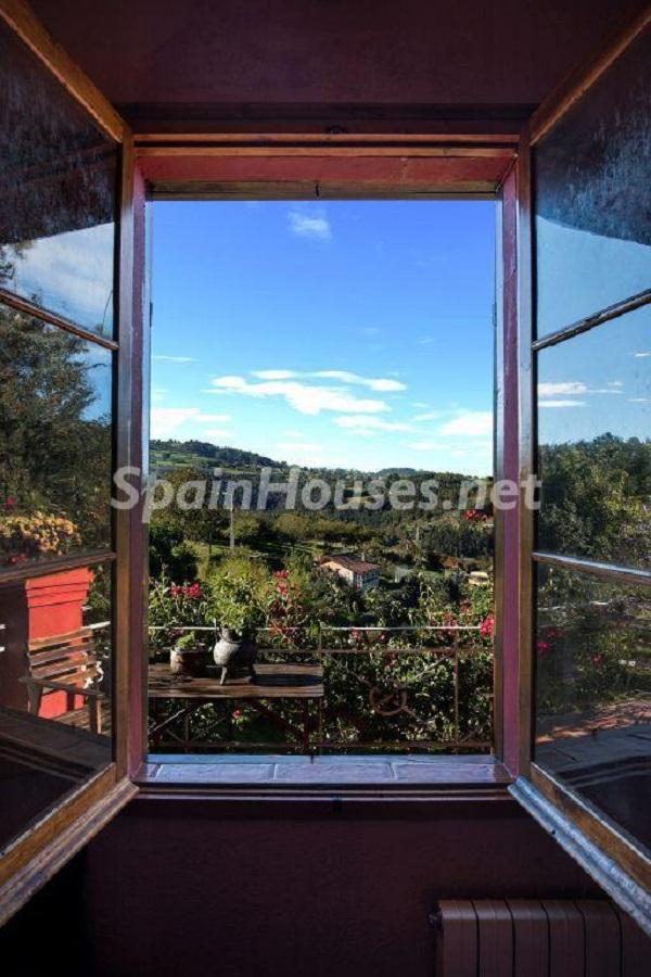 detalle interior 17 - Casa primaveral en Villaviciosa (Asturias): encanto, naturaleza y un romántico jardín