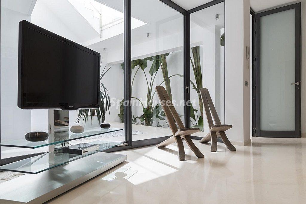 detalle interior 18 1024x682 - Lujo minimalista para una escapada de vacaciones frente a Es Vedrà, Ibiza (Baleares)