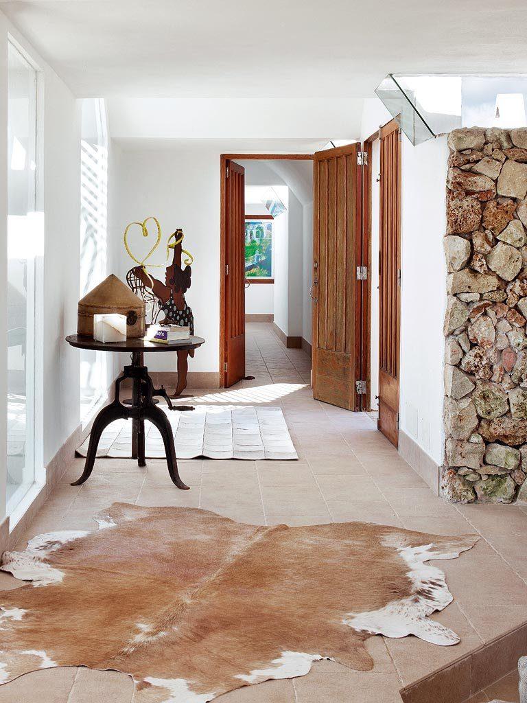detalle interior 8 768x1024 - Un precioso de refugio otoñal en una casa llena de luz en Menorca (Baleares)