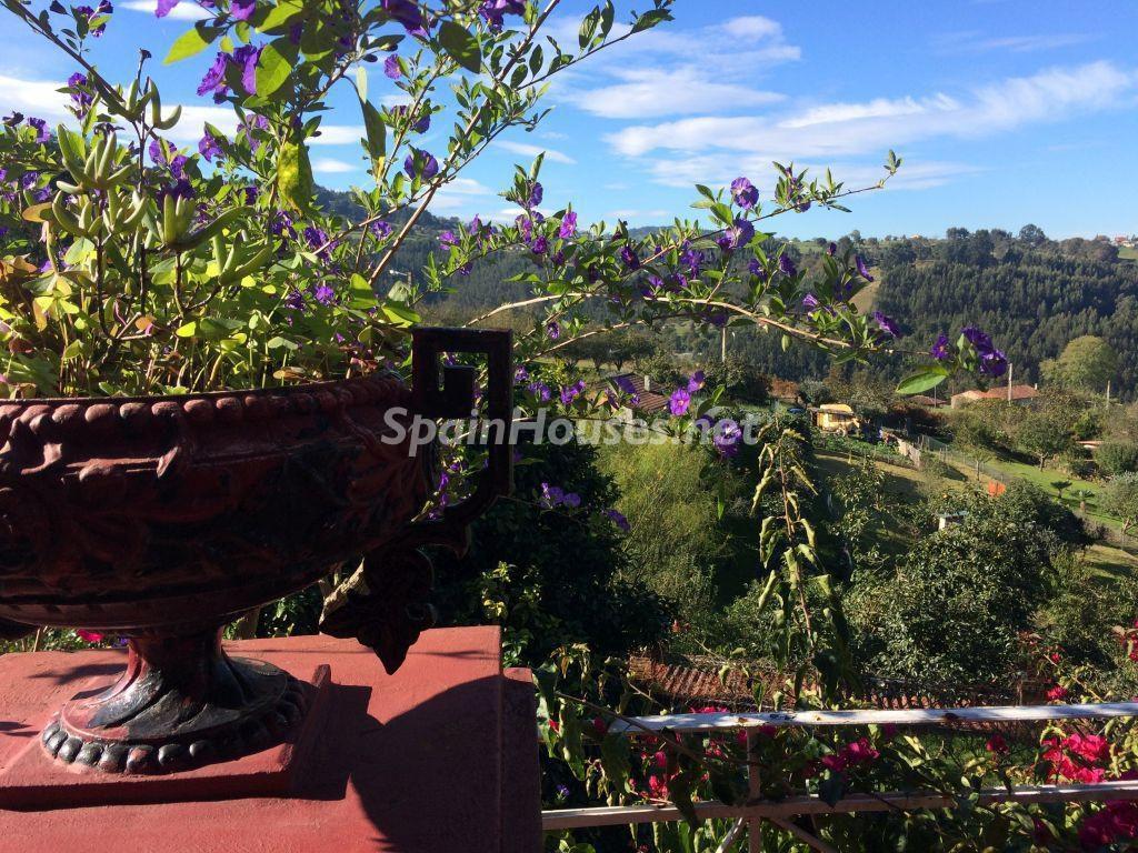 detalle vistas 1024x768 - Casa primaveral en Villaviciosa (Asturias): encanto, naturaleza y un romántico jardín