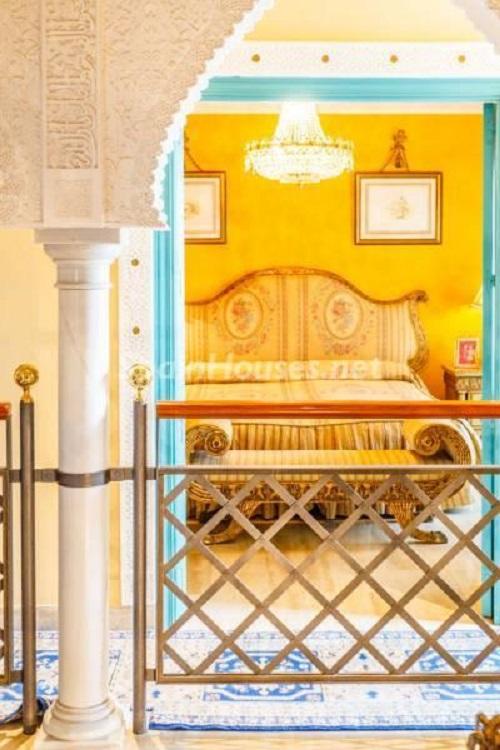 detalledormitorio 1 - Estilo mudéjar lleno de encanto en un espectacular chalet en el Aljarafe de Sevilla