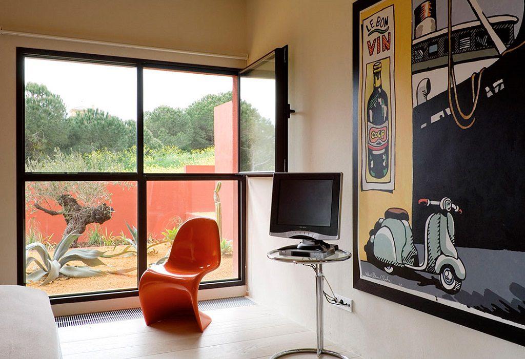 detalledormitorio 3 1024x701 - Inspiración, color y elegancia en una preciosa casa en Sotogrande (Costa de la Luz, Cádiz)